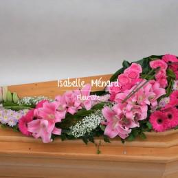 dessus de cercueil...