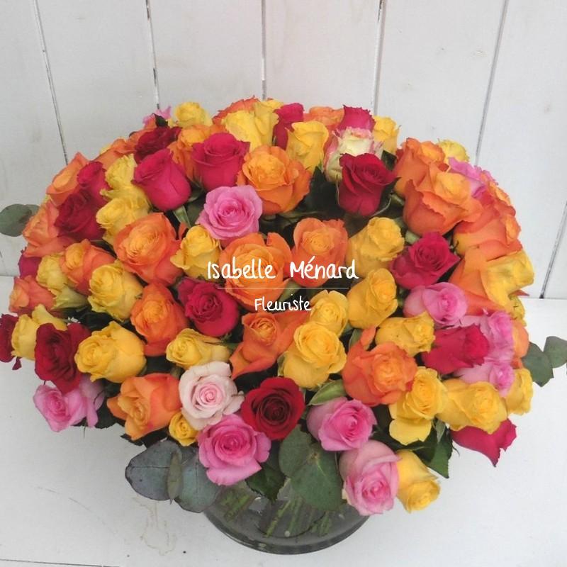 """bouquet """"100 ans"""""""